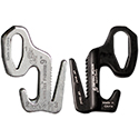 Nite Ize Figure 9 Carabiner Rope Tightener - Single Pack - Large - Silver (F9L-02-09)