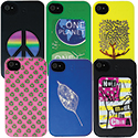 Nite Ize BioCase Biodegradable iPhone 4/4S Case - US Made and Eco-Friendly! - Many Designs Available