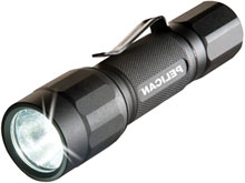 Pelican 2350 Tactical LED Flashlight - 178 Lumens - Includes 1 x AA - Black (023500-0001-110)