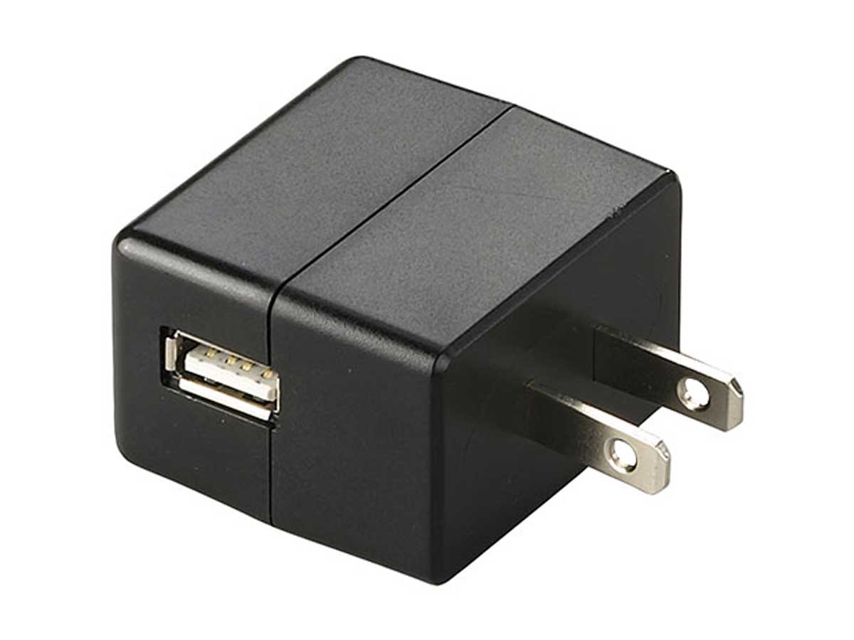 120V AC USB Universal Wall Adapter