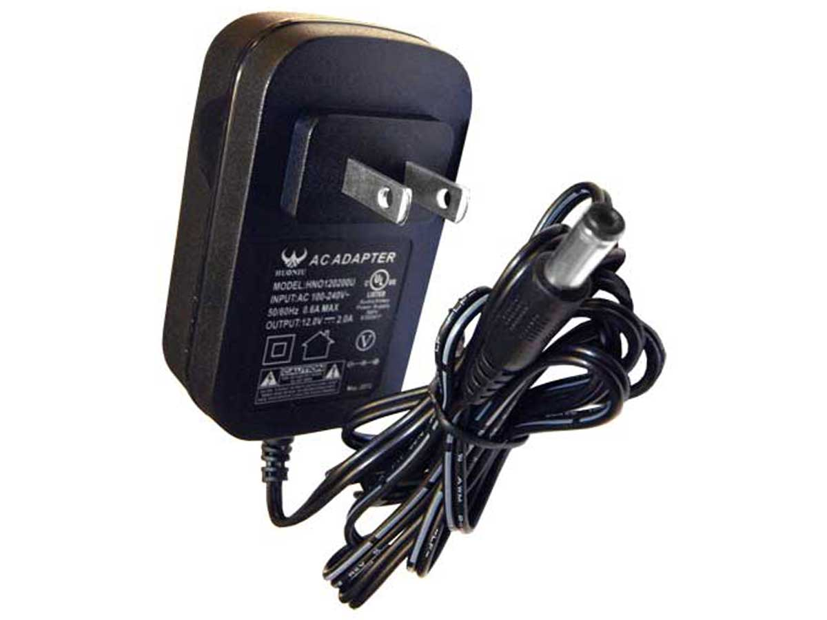 120V AC Cord Rechargeable Waypoint and Super Siege Flashlights