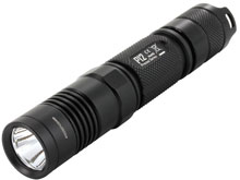 Nitecore Precise P12 Flashlight - CREE XM-L2 (U2) LED - Cool White - 1000 Lumens - Uses 1 x 18650 or 2 x CR123A