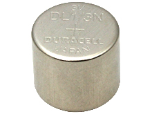 Duracell Photo DL CR1/3N 2L76 160mAh 3V Lithium (LiMNO2) Coin Cell Battery - Bulk