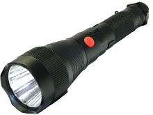 Smith and Wesson Galaxy 110252 Green Beam LED Flashlight - CREE XP-E LED - 95 Lumens - Includes 3 x AAAs