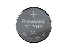 Panasonic CR2016 90mAh 3V Lithium Primary (LiMnO2) Coin Cell Battery - Bulk