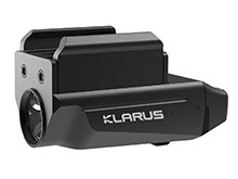Klarus GL1 Mini LED Rechargeable Weapon Light - 600 Lumens - Uses Built-In Li-Poly Battery Pack