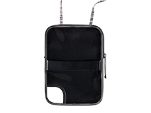 Nite Ize RunOff Waterproof Tablet Case with Adjustable Lanyard - Charcoal