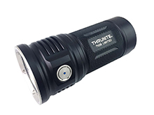 ThruNite TN36 Limited LED Flashlight - CREE XHP 70B - 11000 Lumens - Uses 4 x 18650