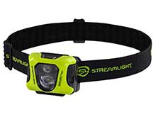 Streamlight 61435 Enduro Pro USB Rechargeable LED Headlamp - 200 Lumens - Includes Built-In Li-ion Battery Pack - Yellow