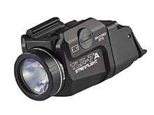 Streamlight TLR-7 A Low-Profile Rail Mounted Weapon Light and Switch Options - 500 Lumens - Includes 1 x CR123A - 69424
