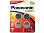 Panasonic CR2016 - 4 piece retail packaging