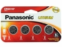 Panasonic CR2016 - 4 piece wide retail packaging
