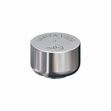 Varta 309 70mAh 1.55V Electronic Silver Oxide Coin Cell Battery (V309) - Pill Box (V20309101111) (Mercury Free)