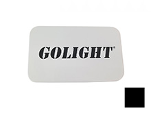GoLight Rockguard - For Use with Stryker Halogen Lights Only - White (15305) or Black (15306)