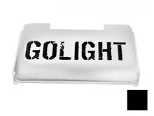 GoLight Rockguard - For Use with the GXL LED Off-Road Lights - White (15344) or Black (15345)