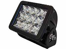 GoLight Gxl Led Floodlight - Fixed Mount - Black (4421)