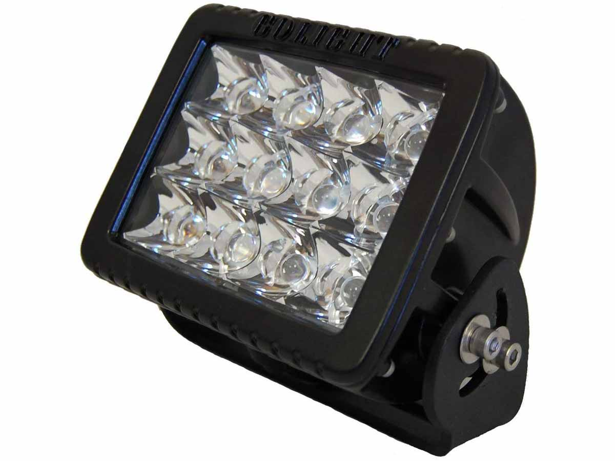 GoLight GXL LED Floodlight black