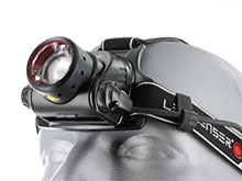 Ledlenser H14R.2 Rechargeable LED Headlamp - 1000 Lumens