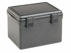 Underwater Kinetics 609 DryBox Weatherproof Equipment Case -  8.5 x 6 x 5.7 - Black