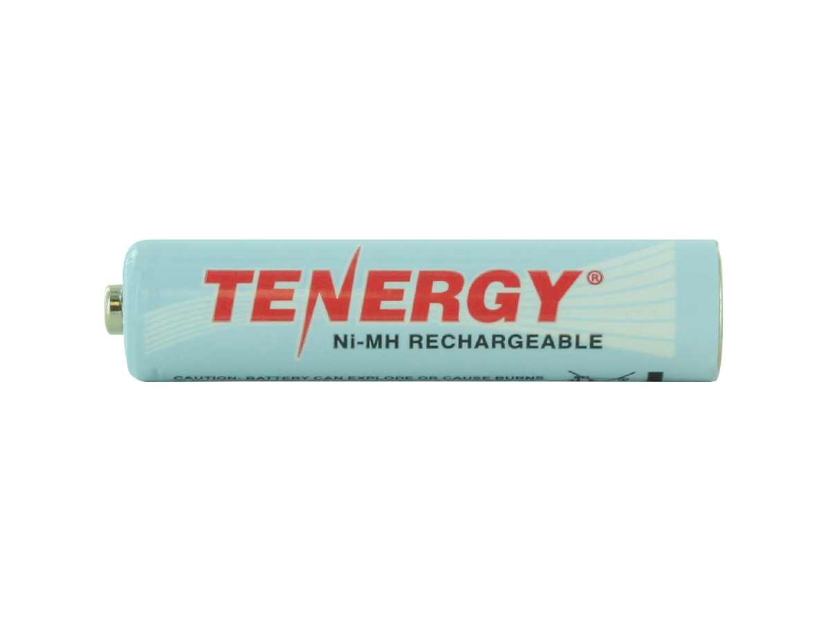 Bottom Shot of the Tenergy 10400 AAA Battery
