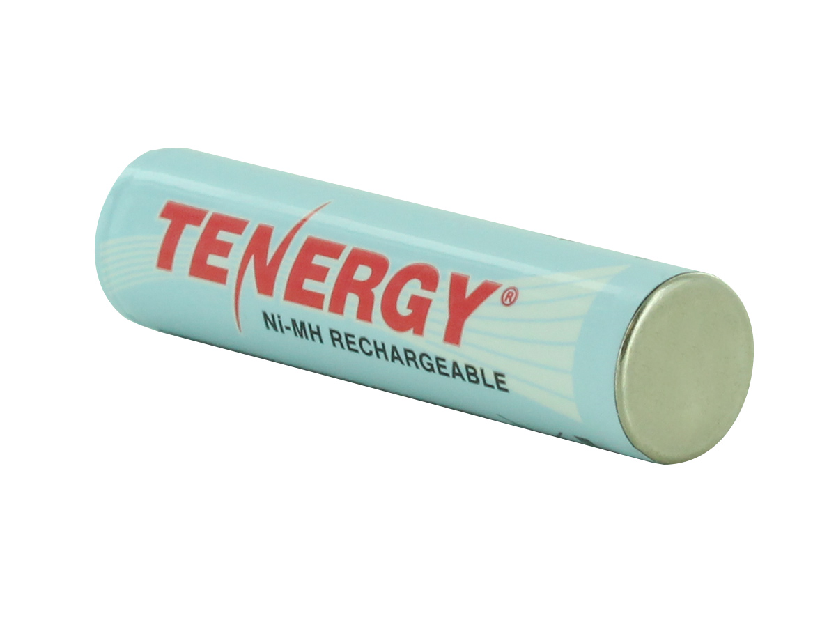 12-Pack Shrink Wrap of Tenergy 10400 AAA Batteries