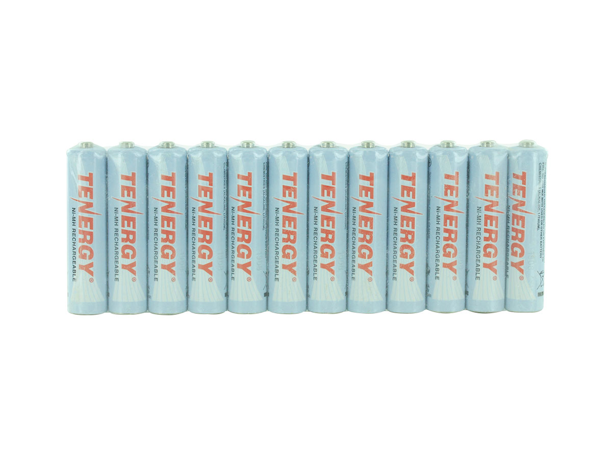 Closed Box of 60 Tenergy 10400 AAA Batteries