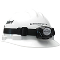 Princeton Tec Quad II Intrinsically Safe Headlamp - 4 x LEDs - 78 Lumens - Class  I Div 1 - Includes 3 x AAAs - Black