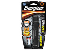 Energizer Hard Case Professional LED Task Light - 300 Lumens - 2 x AA Batteries (Included)