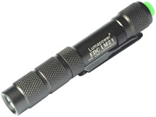 LumaPower LM21 EDC LED Flashlight with CREE XP-G2 - Uses 1 x AAA