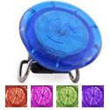 Nite Ize See'Em Mini LED Spoke Lights for Bicycle Wheels - Includes 2 x CR927 - 2 Pack - Available in Different Colors