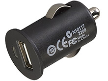 Streamlight 22069 12V DC USB Adapter - For use with Streamlight EPU-5200 and Various Other Streamlight Products