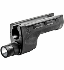 SureFire DSF-500/590 Ultra-High Dual-Output LED Weapon Light - Mossberg 500 and 590 Shotguns - 600 Lumens - Includes 2 x CR123As