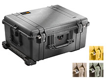Pelican 1610 Case - Comes in 5 Colors - Available With or Without Foam