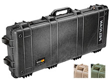 Pelican 1700 Watertight Case With Foam - Comes in 3 Colors