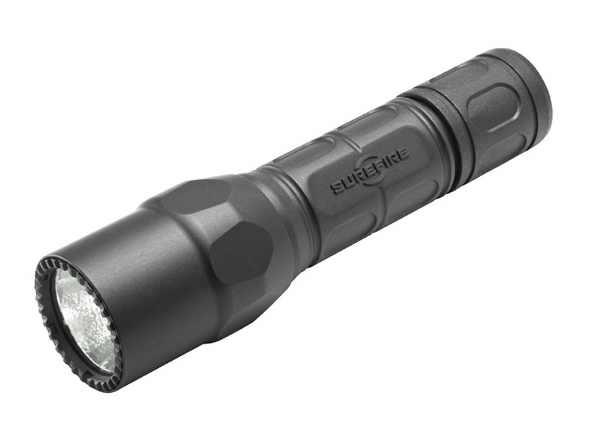 SureFire G2X Version 2 Pro Dual-Output LED Flashlight