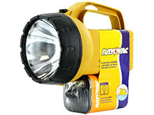 Rayovac Economy Floating Krypton Lantern - Incandescent Bulb - 75 Lumens  - Includes 6V Battery - Color May Vary