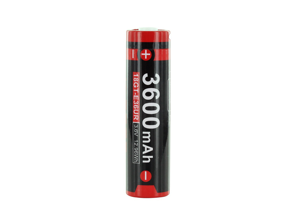 Klarus 18GT E36UR 18650 Battery for E1