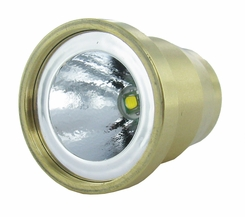 Malkoff Devices M61W (Neutral Tint Beam) P60 Style Drop In Flashlight Upgrade Engine 325 Lumens with CREE XP-G LED (3.4-9V Input)