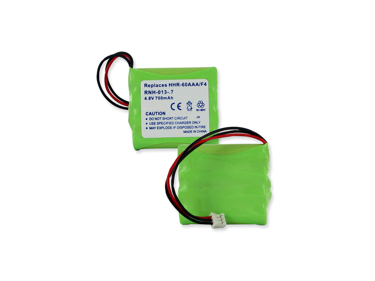 Rechargeable NiMH battery replacement
