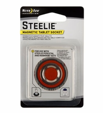 Nite Ize Steelie Magnetic Tablet Socket Replacement Kit (STLM-11-R7)