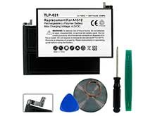 Empire A1512 3.7V 6471mAh Lithium Polymer (Li-Poly) Battery for Apple iPad Mini 2