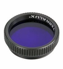 TerraLUX / Lightstar Corp. Blue Flashlight Filter - Fits TT-5 and TDR-2 (TCF-B)