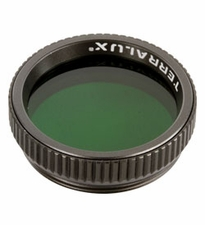 TerraLUX / Lightstar Corp. Green Flashlight Filter - Fits TT-5 and TDR-2 Flashlights (TCF-G)