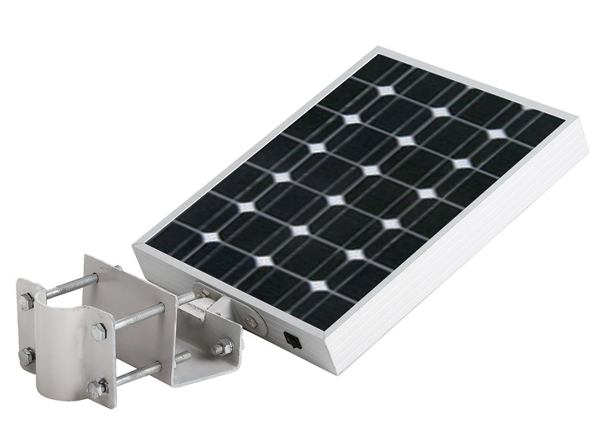 AE Light LED Solar Light front view