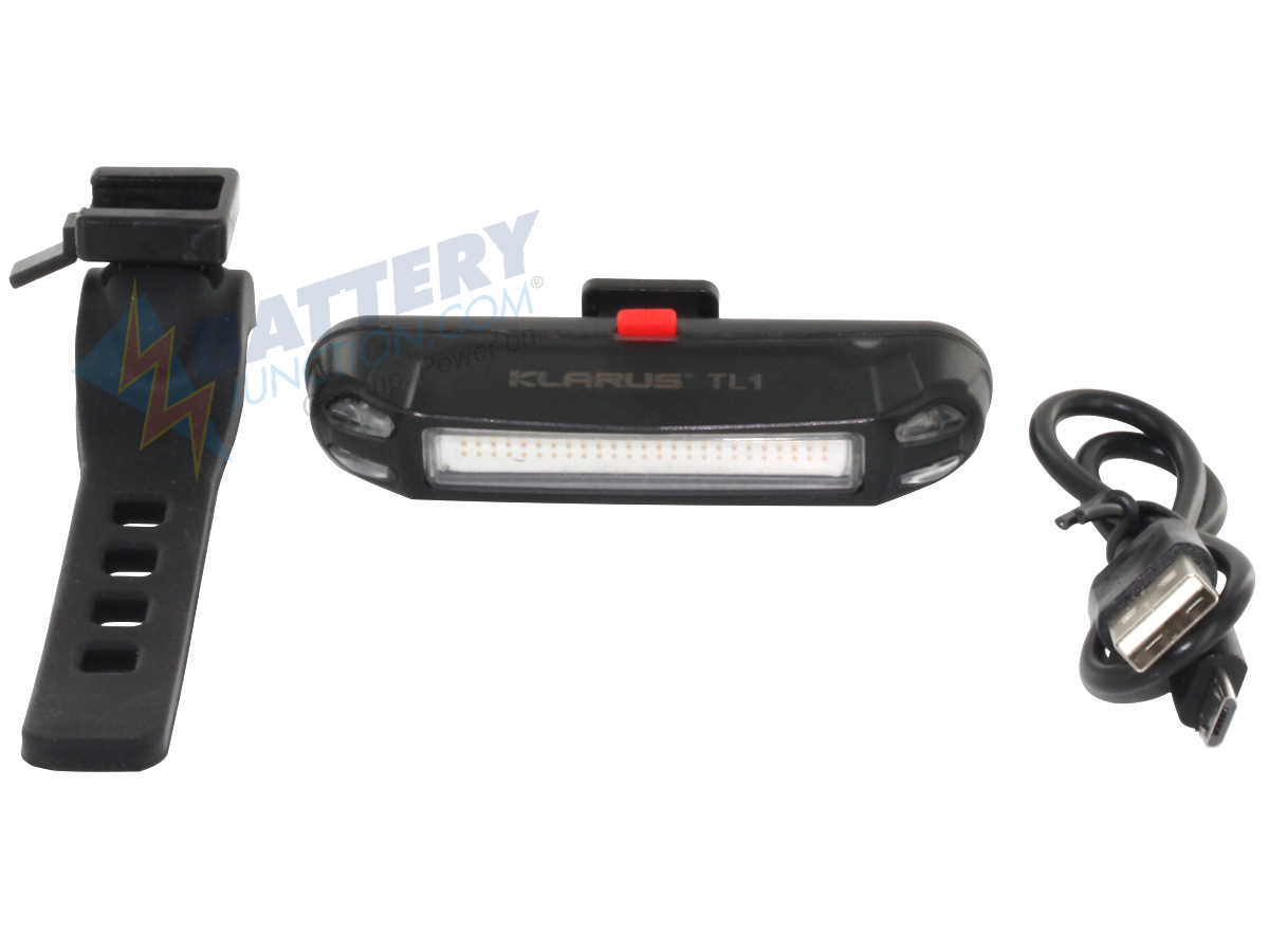 Accessories for Klarus TL1 bike light