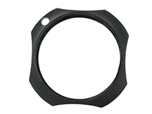 Klarus KTR-1 Tactical Ring - Compatible with XT11, XT11S, XT12S, XT12GT, XT11GT, XT11X, XT2CR, XT30R and XT32