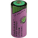 Tadiran XOL TL-4955 2/3 AA 1650mAh 3.6V Lithium Thionyl Chloride (Li-SOCI2) Button Top Batteries - Case of 270