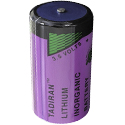 Tadiran iXtra Series TL-5930 D-cell 19000mAh 3.6V Lithium Thionyl Chloride (Li-SOCI2) Button Top Batteries - Case of 100