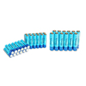 Tenergy 24  2600mAh AA and 12 AAA 1000 mAh Batteries