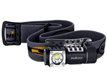 Fenix HL50 Lightweight All-Weather Headlamp - Detachable Lamp - CREE XM-L2 T6 LED - Neutral White - 365 Lumens - Uses 1 x CR123A or 1 x AA